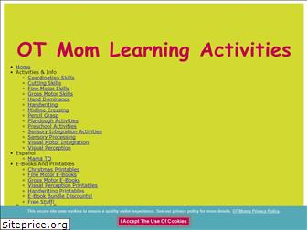 ot-mom-learning-activities.com