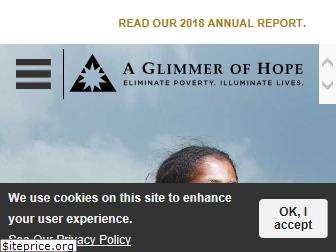 ourglimmerofhope.org