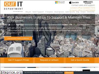 ourict.co.uk