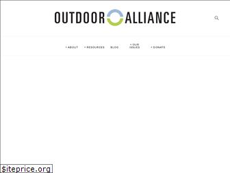 outdooralliance.org