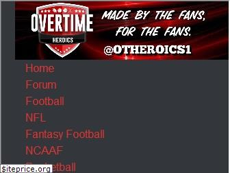 www.overtimeheroics.net website price