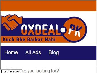 oxdeal.pk