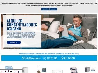 oxystore.es