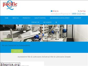 pacificlubricants.in