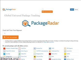 packageradar.com