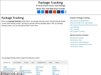 packagetracking.org