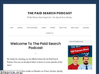 paidsearchpodcast.com