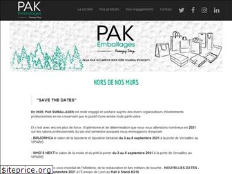 pakemballages.com