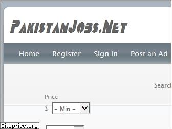 pakistanjobs.net