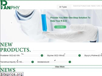 panphy-chemicals.com