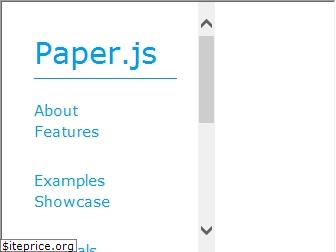 paperjs.org