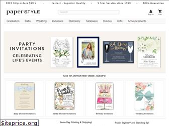 paperstyle.com