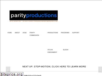 parityproductions.org