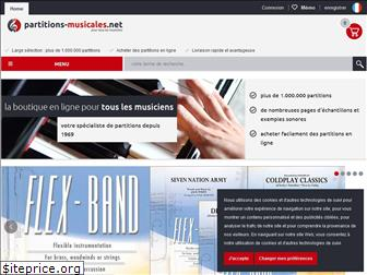 partitions-musicales.net