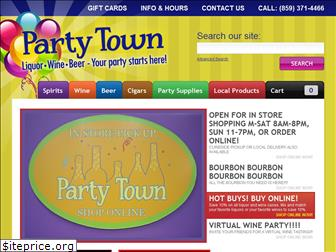 partytownky.com