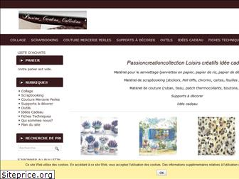 passioncreationcollection.fr