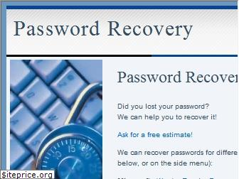 password-recovery.net