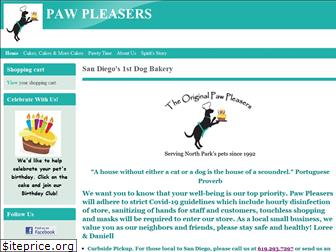 pawpleasers.com