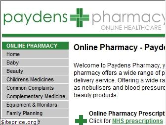 paydenspharmacy.co.uk