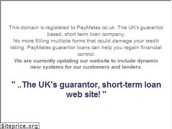 paymates.co.uk