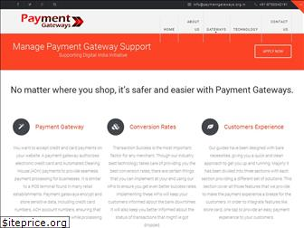 paymentgateways.org.in