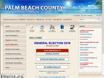 pbcelections.org