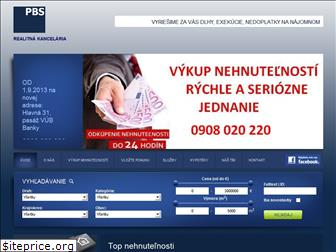 pbservices.sk