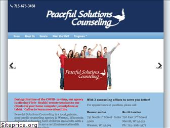 peacefulsolutions.org