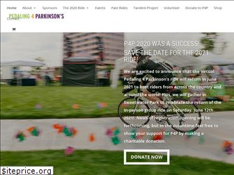pedaling4parkinsons.org