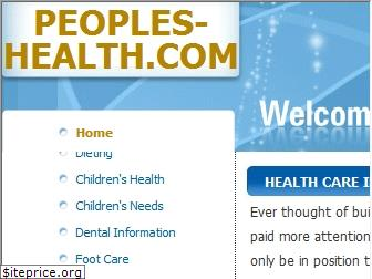 peoples-health.com