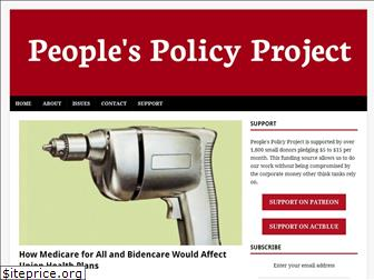 peoplespolicyproject.org