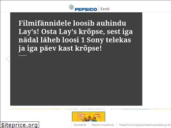www.pepsico.ee website price