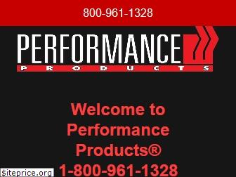 performanceproducts.com