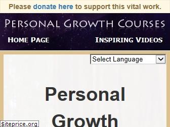 personalgrowthcourses.net