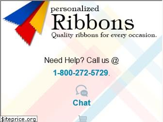 personalized-ribbons.com