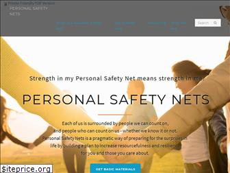 personalsafetynets.org