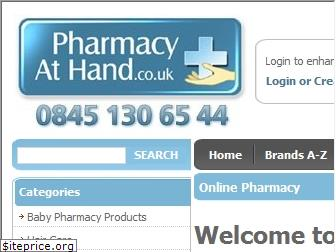 pharmacyathand.co.uk