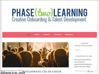 phasetwolearning.com