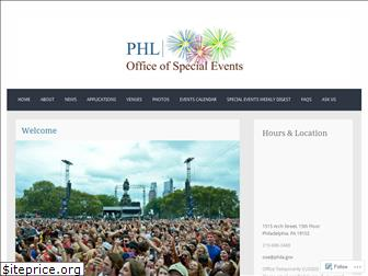 phlevents.org