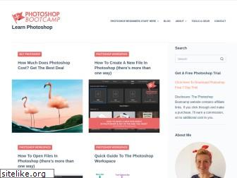 photoshop-bootcamp.com