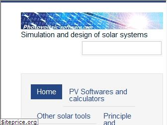 photovoltaic-software.com