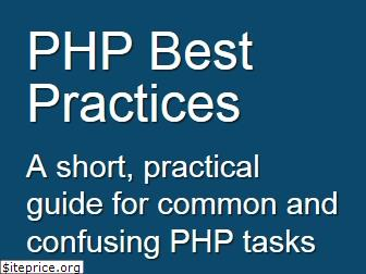 phpbestpractices.org