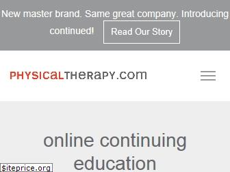 physicaltherapy.com