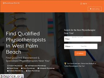 physiotherapynearme.in