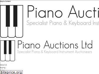 pianoauctions.co.uk