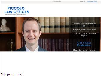piccololawoffices.com