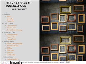 picture-frame-it-yourself.com