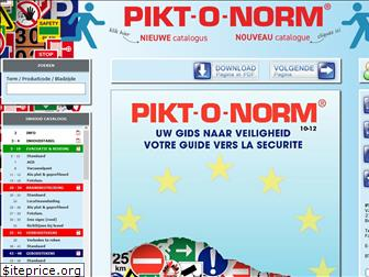 pikt-o-norm.be