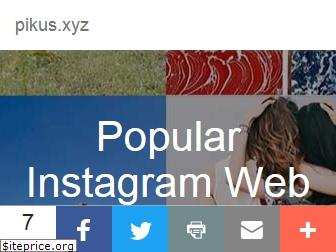 www.pikus.xyz website price