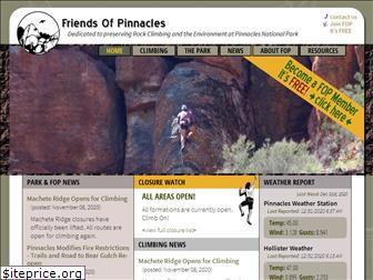 pinnacles.org